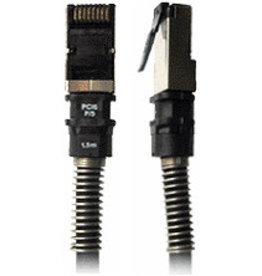 PatchSee PatchSee PCI6-DPF/100 30m Zwart netwerkkabel