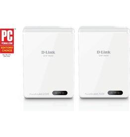 D-Link D-Link DHP-701AV/E PowerLine-netwerkadapter