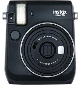 Fujifilm Fujifilm instax mini 70 62 x 46mm Zwart instant print camera