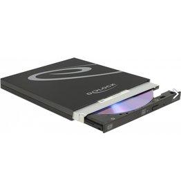 DeLOCK DeLOCK 42595 Blu-Ray ROM Zwart Externe behuizing