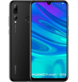 Huawei Huawei P smart  (2019) midnight zwart