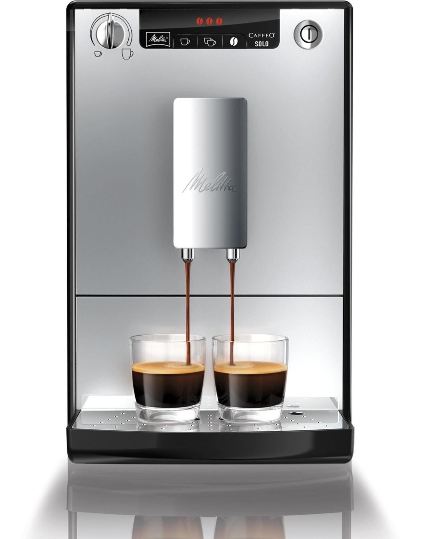Melitta Melitta CAFFEO SOLO Volautomatische Espressomachine