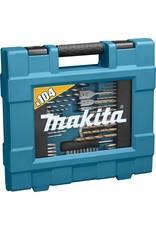 Makita Makita D-31778 Schroefbit- Boorset 104-delig in Koffer