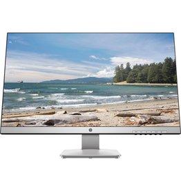 HP HP 27q 27 Quad HD LED Mat Flat Zwart, Zilver computer monitor