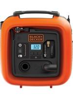 Black & Decker BLACK DECKER 12V Compressor ASI400 - 160 PSI - 11 Bar