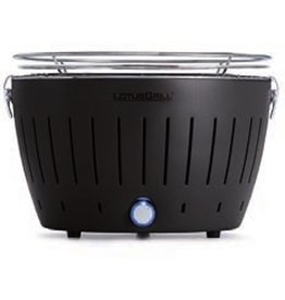LotusGrill LotusGrill Classic Hybrid Tafelbarbecue - Ø350mm - Antraciet