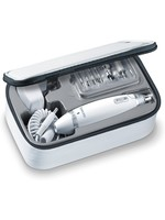Beurer Beurer MP62 - Manicure/pedicureset - 10 opzetstukken - Geschikt voor diabetici