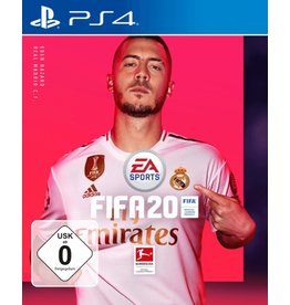 Sony Sony PlayStation 4 PS4 Spiel Fifa 20 (USK 0)