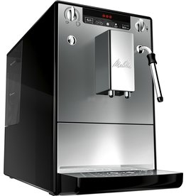 Melitta Melitta Caffeo Solo Milk - Volautomaat Espressomachine - Zwart/zilver
