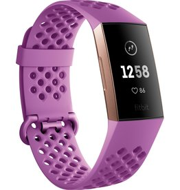 Fitbit Fitbit Charge 3 - Activity tracker - Roségoud