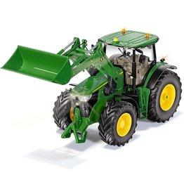 Siku John Deere 7310R with front loader and bluetooth app control