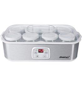 Steba - Steba JM3 - Yoghurtmaker - 8x180 ml - RVS