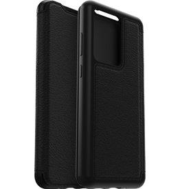 Samsung OtterBox Strada voor Samsung Galaxy S20 Ultra - Zwart