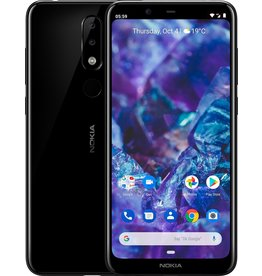 Nokia Nokia 5.1 Plus - 32 GB - zwart
