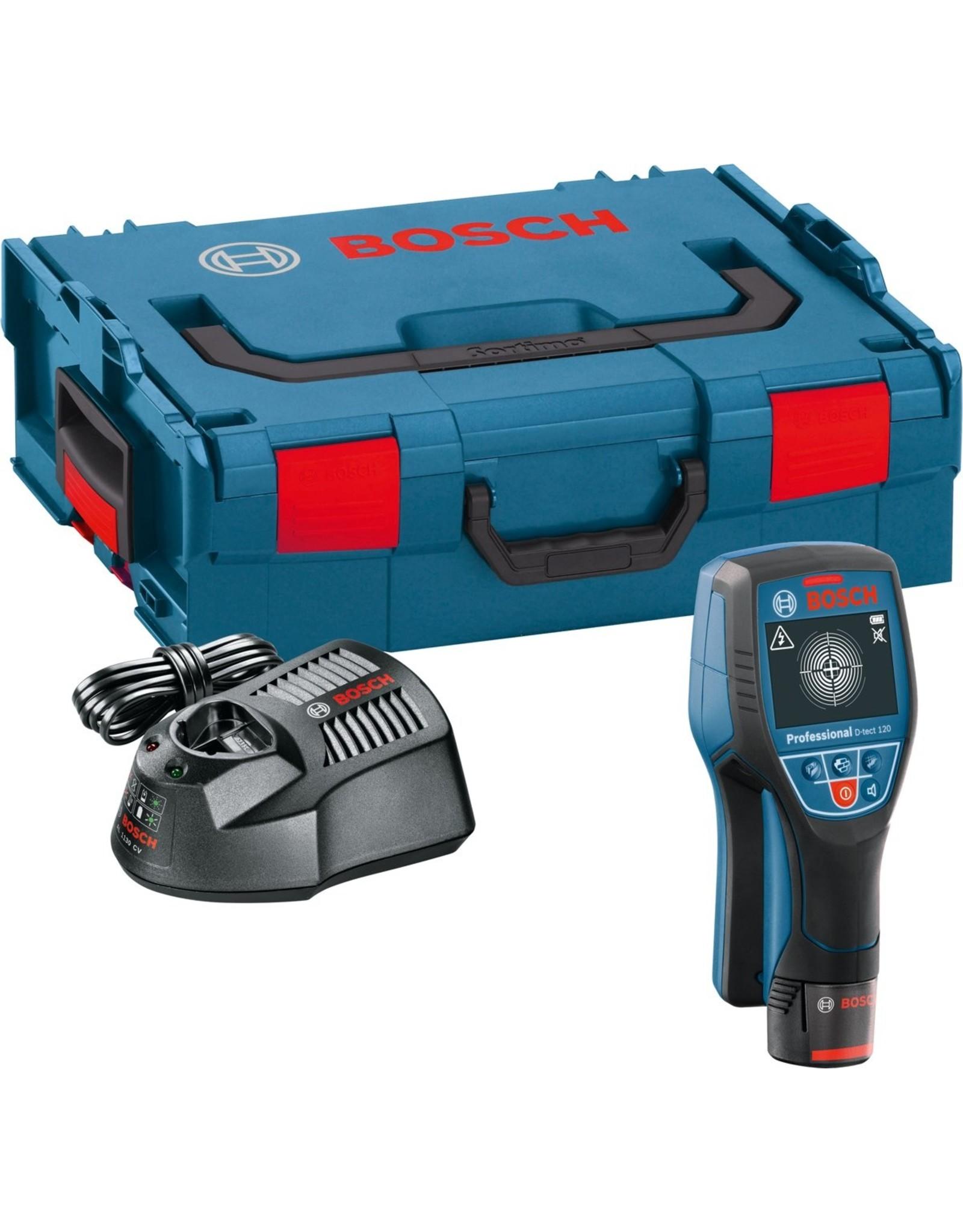 Bosch Professional Bosch Professional Wallscanner D-tect 120 Leidingzoeker - Detecteert leidingen tot 60 mm