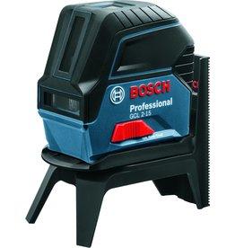 Bosch Professional BOSCH PROFESSIONAL Kruislijnlaser GCL 2-15 - Tot 15 m Bereik