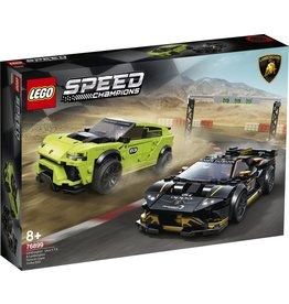 Lego LEGO Speed Champions Lamborghini Urus ST-X