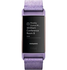 Fitbit Fitbit Charge 3 Special Edition - Activity tracker - Lavender