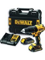 DeWALT DeWALT DCD777S2T Accu Schroefboormachine 18V 1.5Ah XR in T-STAK