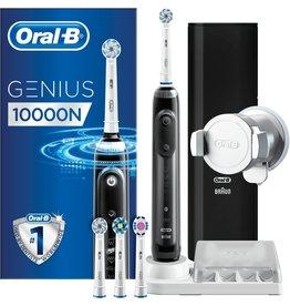 Braun Oral-B Genius 10000N Zwart - Elektrische Tandenborstel