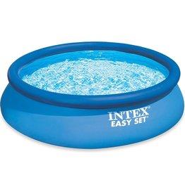 Intex Intex Opblaaszwembad Easy Set Pool 366 X 76 Cm Blauw
