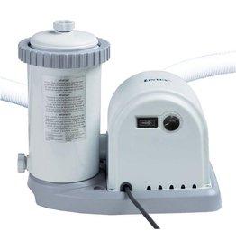 Intex Intex Krystal Clear Cartridge Filter Pomp - Pool cartridgefilterinstallatie - 1500 l/h