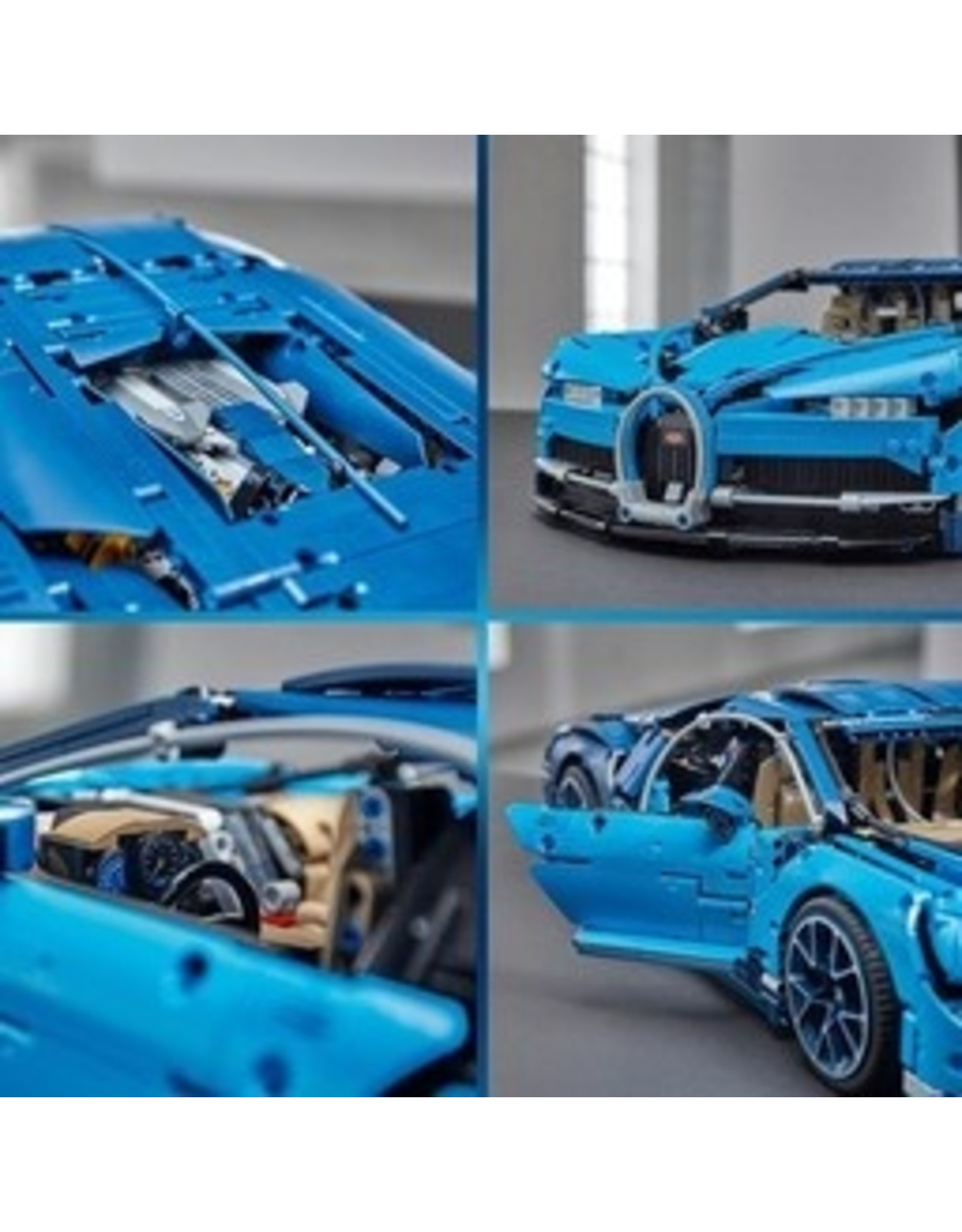 Lego LEGO Technic Bugatti Chiron - 42083