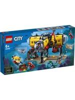Lego LEGO City Oceaan Onderzoeksbasis - 60265