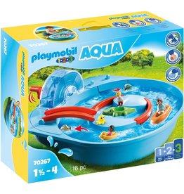 Playmobil PLAYMOBIL 123 AQUA Vrolijke waterbaan - 70267