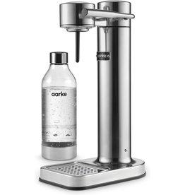 Aarke AARKE Carbonator II Sodamaker - Bruiswatertoestel - Roestvrijstaal - Grijs