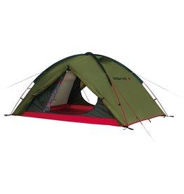 High Peak High Peak Woodpecker 3 Koepeltent - 3-Persoons - Groen