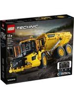 Lego LEGO Technic 6x6 Volvo Articulated Hauler - 42114