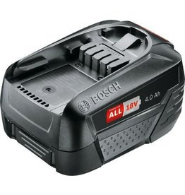 Bosch Professional Bosch Lithium-Ion accu / batterij - 18 Volt - 4,0 Ah - Cordless family concept - exclusief oplader
