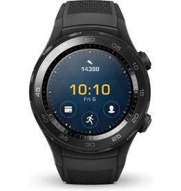 Huawei Huawei Watch 2 Sport - Smartwatch - 49mm - Zwart