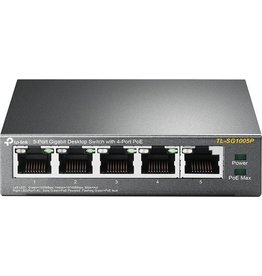 TP-LINK TP-Link TL-SG1005P - Switch