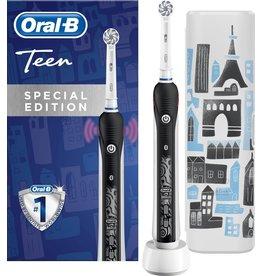 Oral-B Oral-B SmartSeries Black Elektrische Tandenborstel Powered By Braun