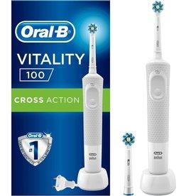 Oral-B Oral-B Vitality 100 - Elektrische Tandenborstel - Wit