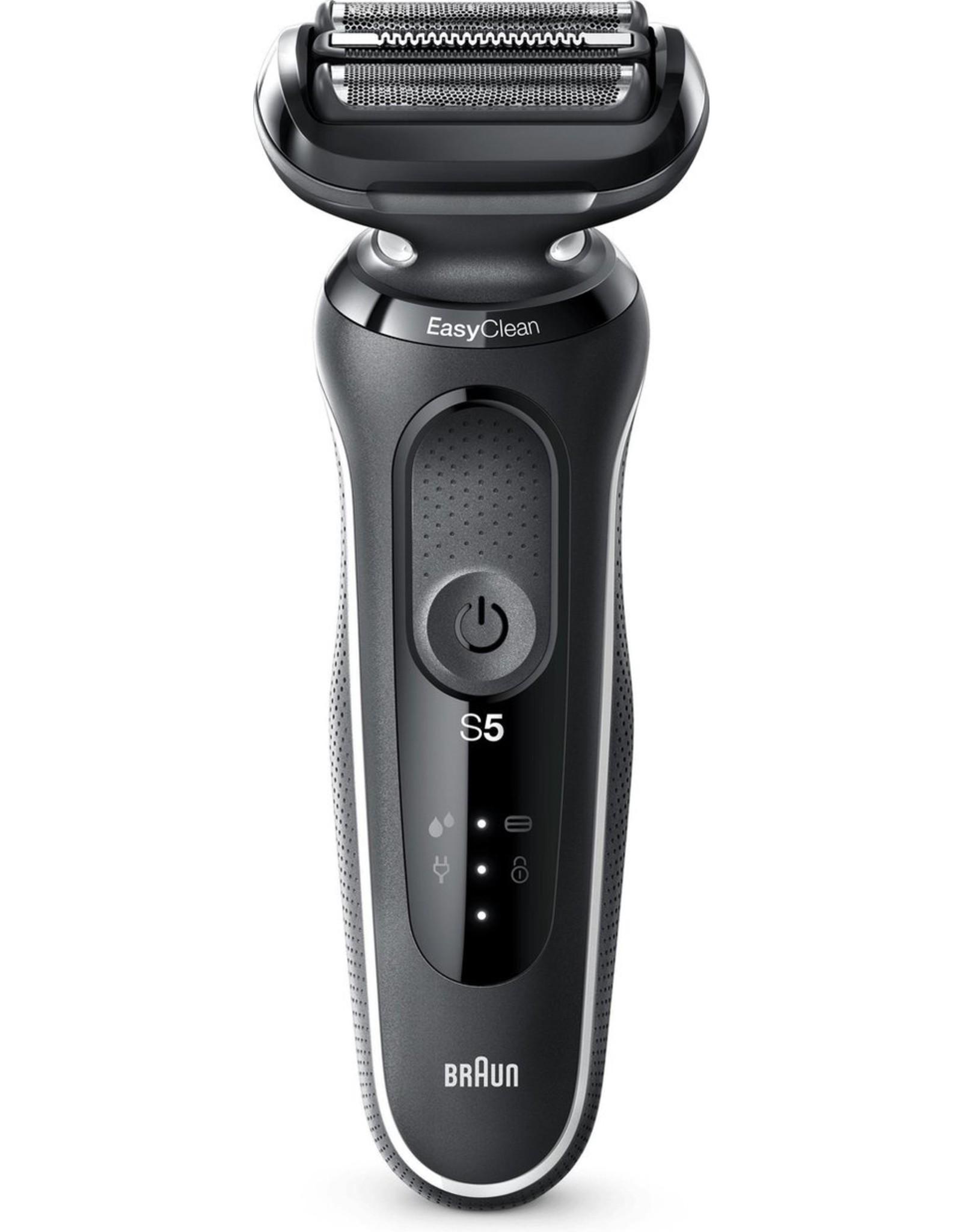 Braun Braun Series 5 50-W1000s Elektrisch Scheerapparaat, Wit