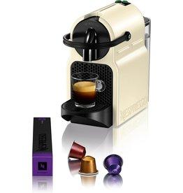 Nespresso Nespresso Magimix Inissia EN80.CW Koffiecupmachine Vanilla Cream