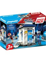 Playmobil PLAYMOBIL City Action Starterpack Politie - 70498