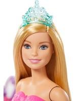 Mattel Barbie Dreamtopia Prinsessen pop, Pegasus en Koets