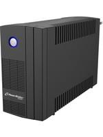 PowerWalker PowerWalker Basic VI 850 SB UPS Line-Interactive 850 VA 480 W 2 AC-uitgang(en)