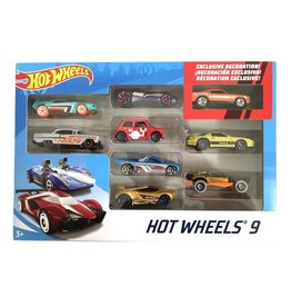 Mattel Hot Wheels Multipack 2015 Multi-Mix Speelgoedauto's
