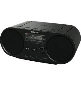 Sony Sony ZS-PS50 Radio/cd-speler Zwart