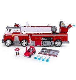 Paw Patrol PAW Patrol Ultimate Rescue Brandweerwagen - Speelgoedvoertuig