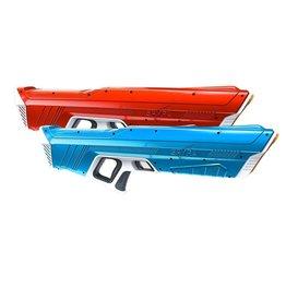 Spyra Spyra® One - Waterpistool - dual set van 2 stuks - 1 rood