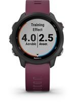 Garmin Garmin Forerunner 245 - GPS Smartwatch - 42 mm - Merlot