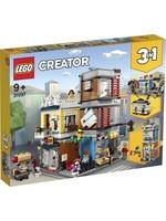 Lego LEGO Creator Woonhuis, Dierenwinkel
