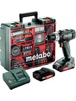 Metabo Metabo SB 18 Li ToolBox accu-klopboor/schroefmachine