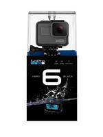 GoPro GoPro HERO6 - Zwart